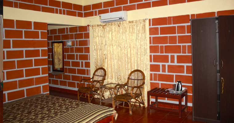 Jungle Lodges Devbagh Beach Resort Tariff